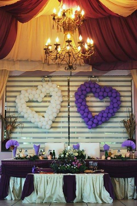 Сватбен салон на Хотелски комлекс Конак Момчилград